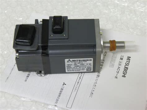 Ac Neuva nueva original de mitsubishi ac servo motor hf kp13 en motor ac de industria y negocio en