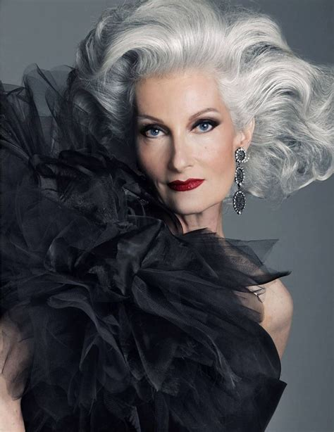 older models with gray hair 185 best grown up models images on pinterest ageless