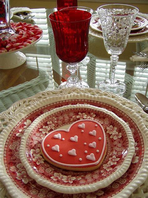 idee tavola san valentino idee per la tavola di san valentino designbuzz it