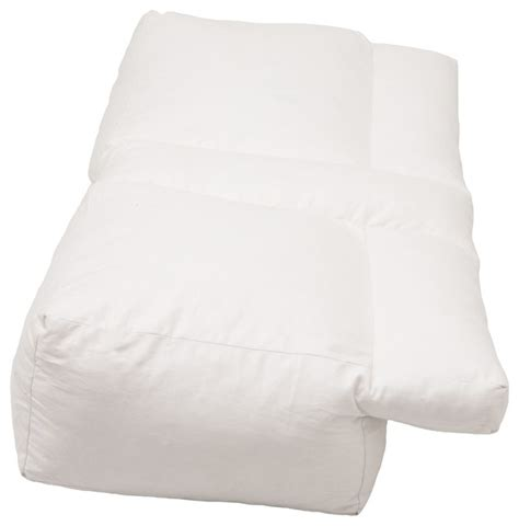 goose down bed pillows better sleep white goose feather goose down pillow