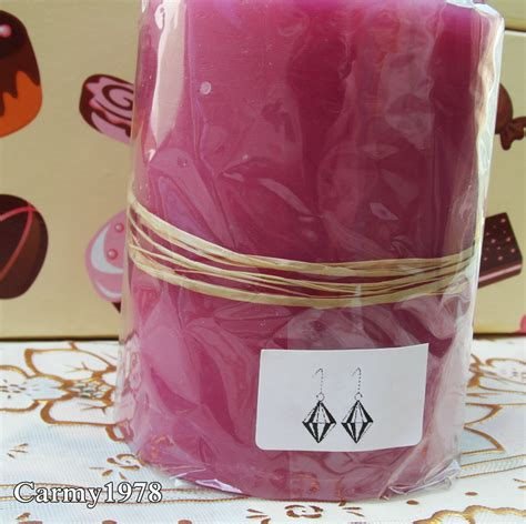 candele napoli jewelcandle le candele con gioielli carmy di
