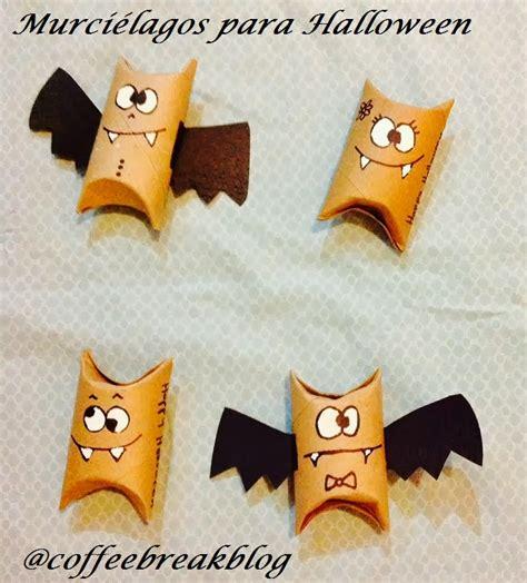 imagenes de halloween para juegos de baño coffee break manualidad con rollos de papel de ba 241 o
