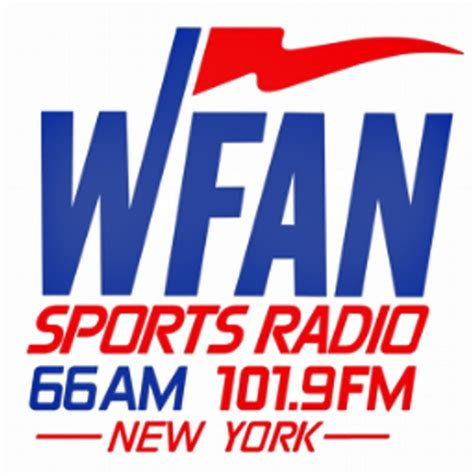 Wfan Sports Radio Wfan Am 660 New York City Ny