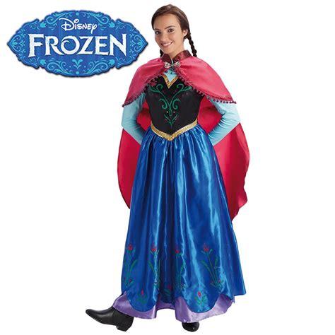 disfraz de frozem reciclable disfraz de anna frozen para mujeres disfraces birlibirloque