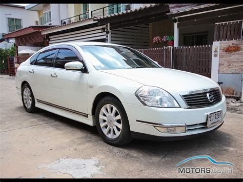 nissan teana 2007 nissan teana 2007 motors co th