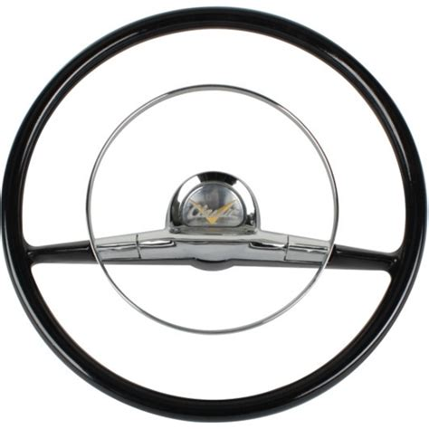 Chevy Truck With Rear Wheel Steering by 1957 Chevy 15 Inch Steering Wheel Ebay