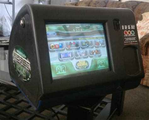 bar top games touch screen other arcade pinball megatouch force 2005 5