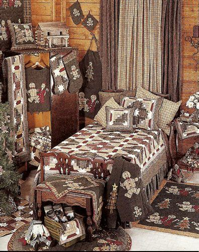 rustic christmas snowflake log cabin quilt decor cabin pinterest log cabin quilts