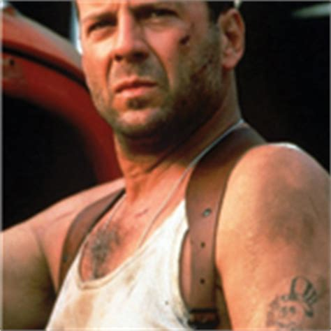 bruce willis tattoos bruce willis tattoos pictures images pics photos of his
