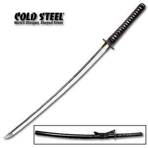 cold steel samurai swords cold steel imperial katana samurai sword ships free