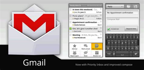 Modified Apk Not Installing by Android Applications Gmail V4 0 5 Mod For Android