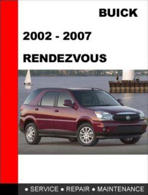 rendezvous pdf manual repair