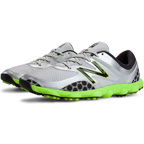 new balance minimus sport golf shoes new balance minimus sport golf shoes mens grey green at