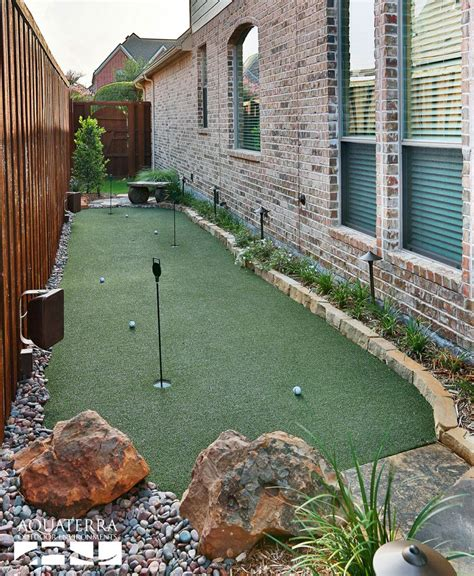 green backyard ideas best 25 artificial putting green ideas on pinterest