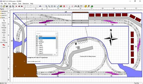 yii different layout for action layout help o gauge railroading on line forum