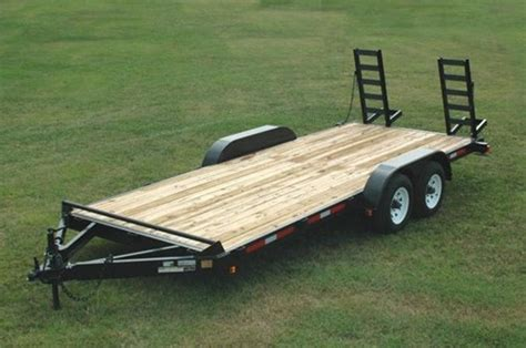 Equipment Flatbed Trailers Currahee Trailers Mount Airy Georgia