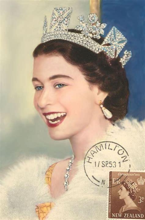 young Queen Elizabeth II   Queen Elizabeth II Photo