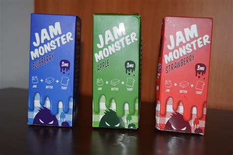 Liquid Gorilla Jam Blueberry Liquid jam e liquid review e cigarette reviews and rankings