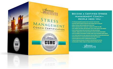 weight management consultant certification stress management coach become a certified
