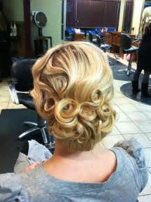 how to do pin curls on black s hair pin curl updo on pinterest pentecostal hairstyles