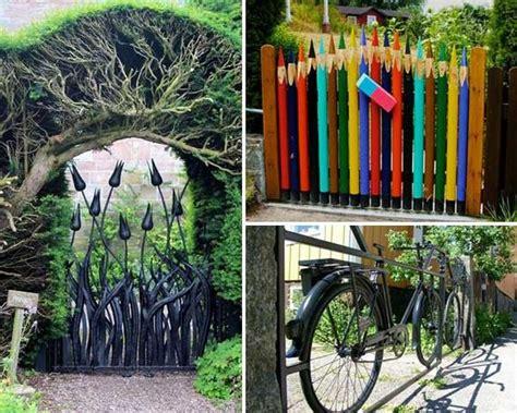 amazing backyard gardens amazing garden gate ideas to reflect style