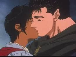 berserk the anime manga images guts and casca wallpaper