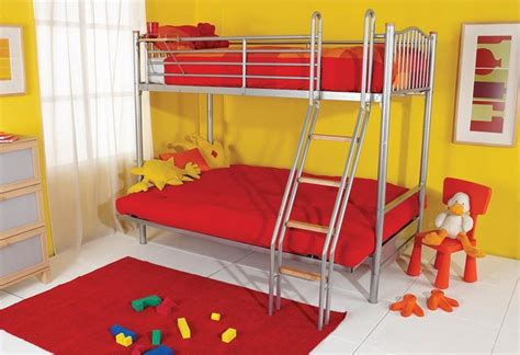 bunk bed with double sofa bed double futon bunk bed bm furnititure