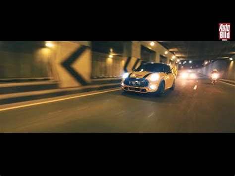 Auto Bild Youtube Channel by Mini Cooper S Challenge Indonesia Trailer Auto Bild