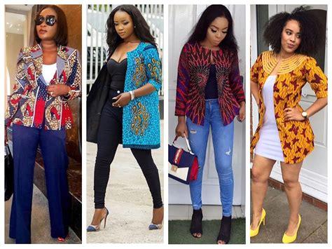 Homestyles trendy ankara jacket every lady needs ankara collections