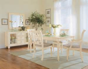 camden dining room in buttermilk finish style