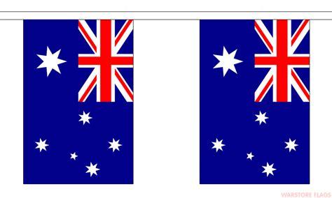 printable aboriginal flag bunting australia bunting 9 metres 30 flags