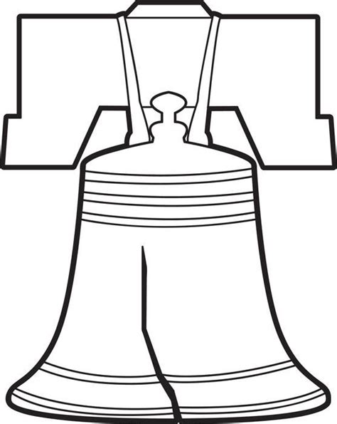 how to draw liberty bell liberty bell coloring page liberty bells coloring pages