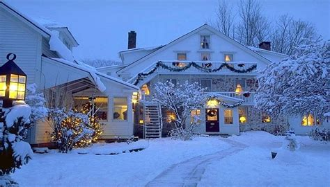 imagenes de paisajes de navidad disfruta de estas fotos de paisajes nevados de navidad