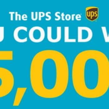 Visa Gift Card Stores - ups store win 5 000 visa gift card free 4 seniors