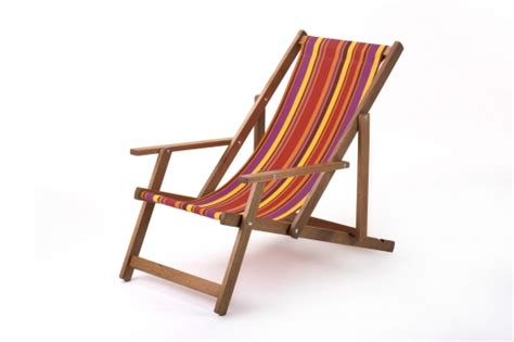South Sea Deck Chairs by Armchair Southsea Deckchairs