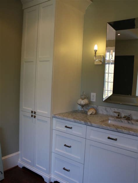 bathroom vanities with linen cabinet bathroom linen cabinet ideas pictures remodel and decor