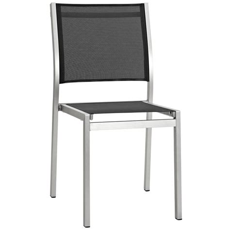 Black Metal Bistro Chairs Modena Black Metal Bistro Chairs