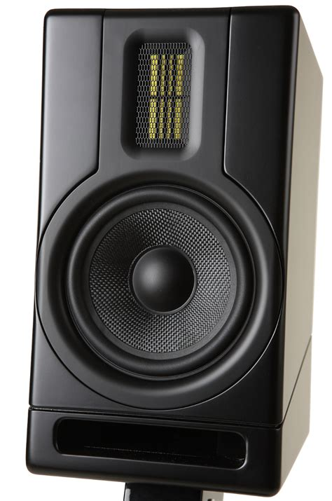 Dompet New Mini Ribbon mk 5 stand mounted speakers from scansonic the audiophile