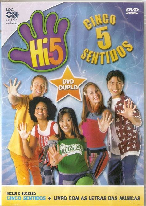 imagenes diabolicas y satanicas para hi5 dvd duplo hi 5 cinco sentidos novo r 80 00 em