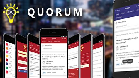 Themeforest Quora | quorum mobile and tablet template like quora