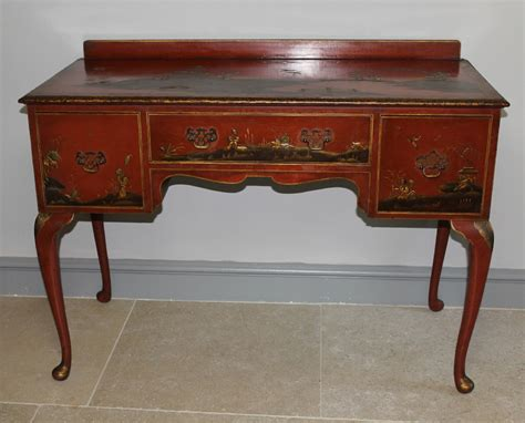 antique buffet tables antique lacquer chinoiserie decorated console table buffet 356750 sellingantiques co uk