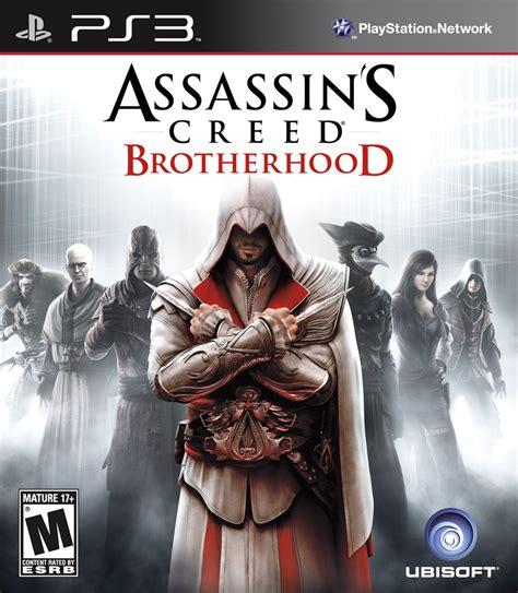 Ps3 Assassins Creed Ii Reg 3 Used Murah assassin s creed brotherhood playstation 3