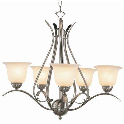 alayna 4 light shaded chandelier chandeliers you ll wayfair