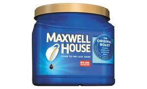Maxwell House Coffee Review by 25 On Maxwell House Coffee Groupon Goods
