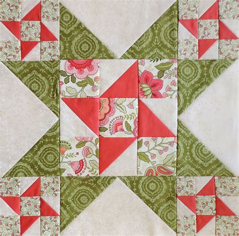 round round rounding round round and patchwork around the block round robin quilt block 10