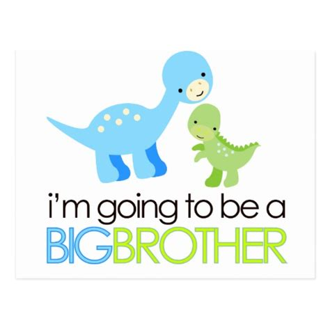 This Is Going To Be by Dinosaur I M Going To Be A Big Postcard Zazzle