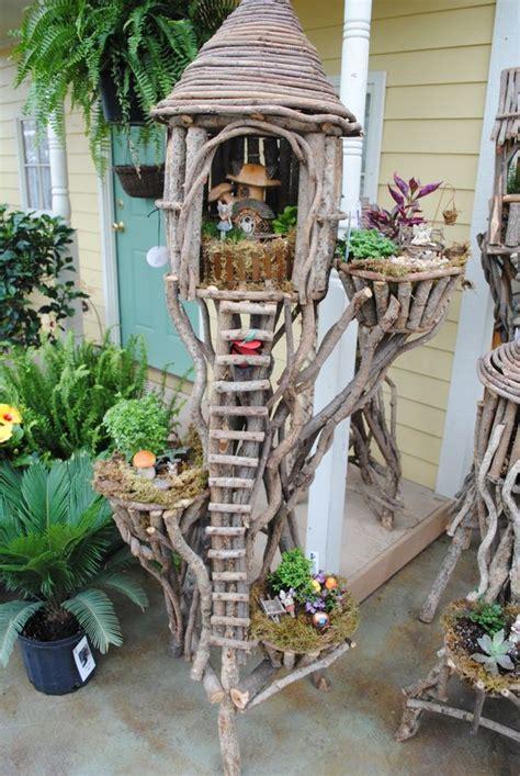 miniature tree stand miniature tree houses ideas to mesmerize you bored