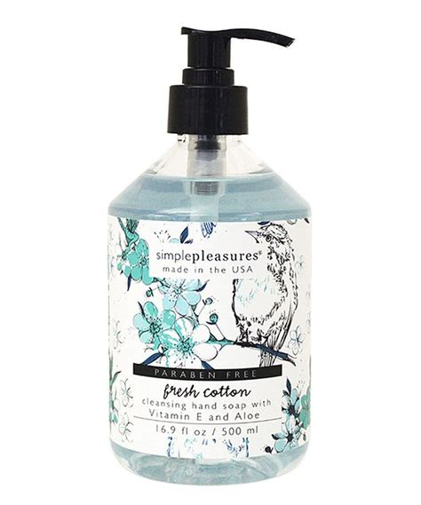 Fresh Lavender For Detox by Fresh Cotton Cleansing Soap By Simple Pleasures
