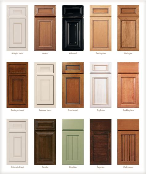 types of kitchen cabinets best 25 kitchen cabinet door styles ideas on pinterest
