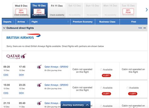 New Search Tool New Airways Award Search Interface Live And Let S Fly